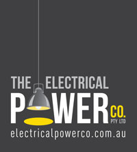 The electrical power co logo