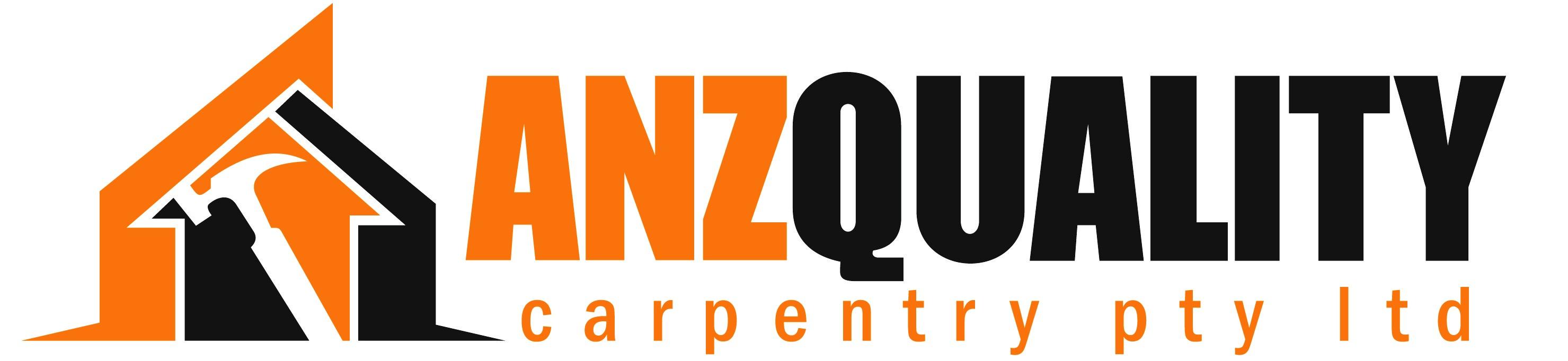 Anz quality carpentry logo 2017