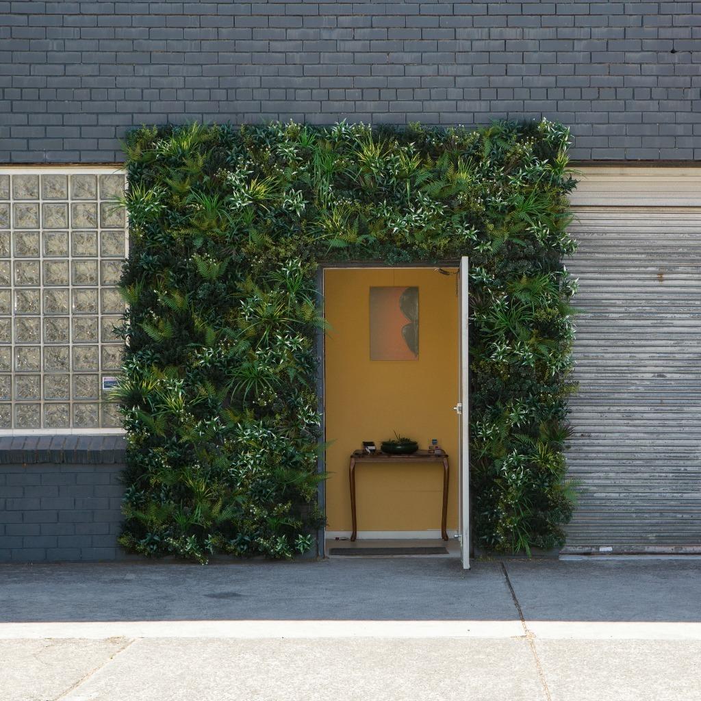 Artificial wall garden