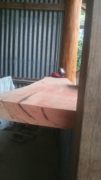 Bar worktop