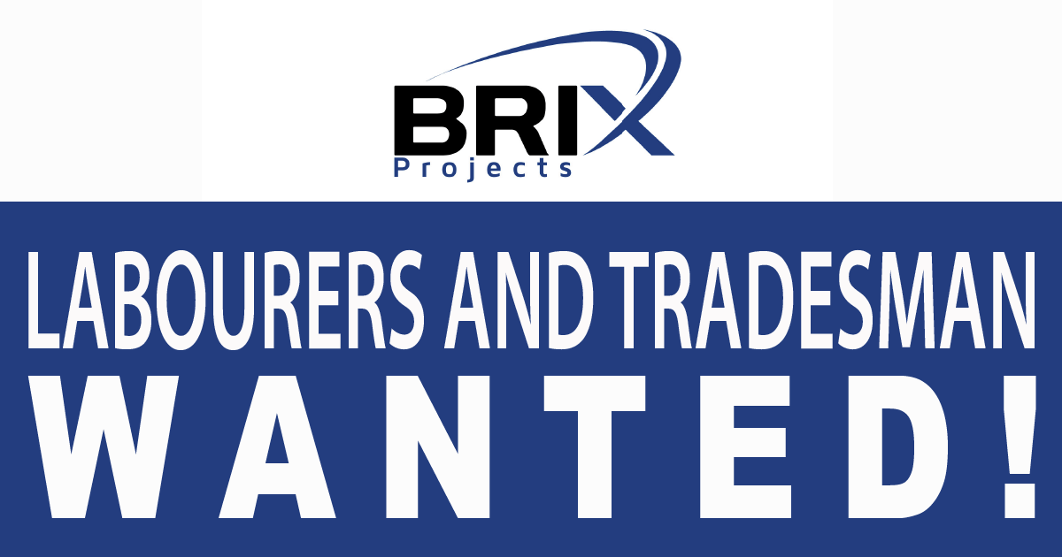 Labourers wanted