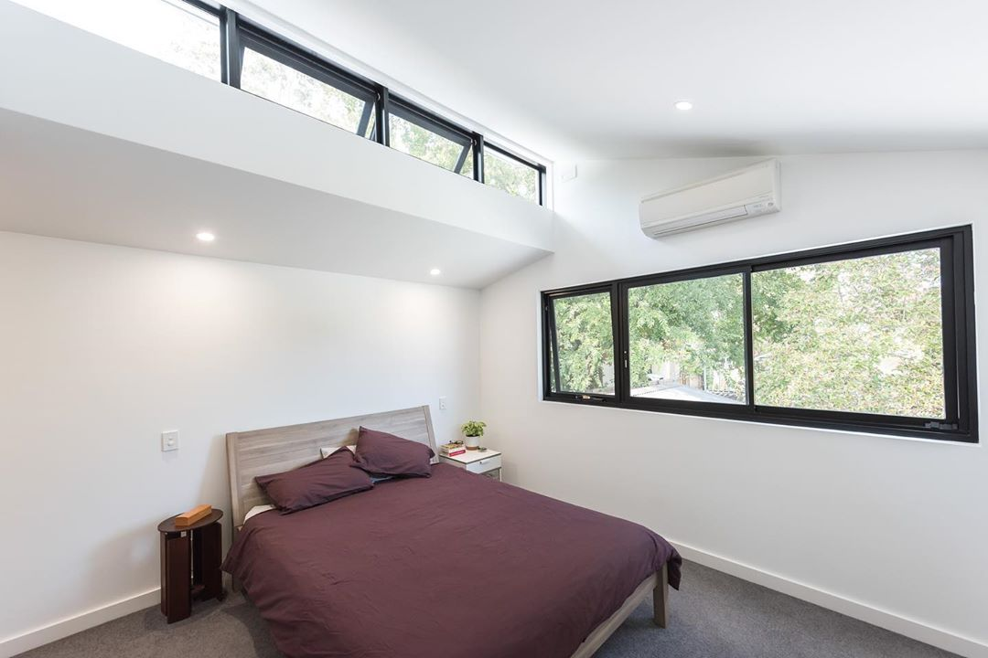This time of year, the more natural light you can get the better 😉. Link in bio to our full customer testimonial and gallery. #virtuehomes #virtueprojects #virtuouslybuilt #sydneyhomes #smartbuilding