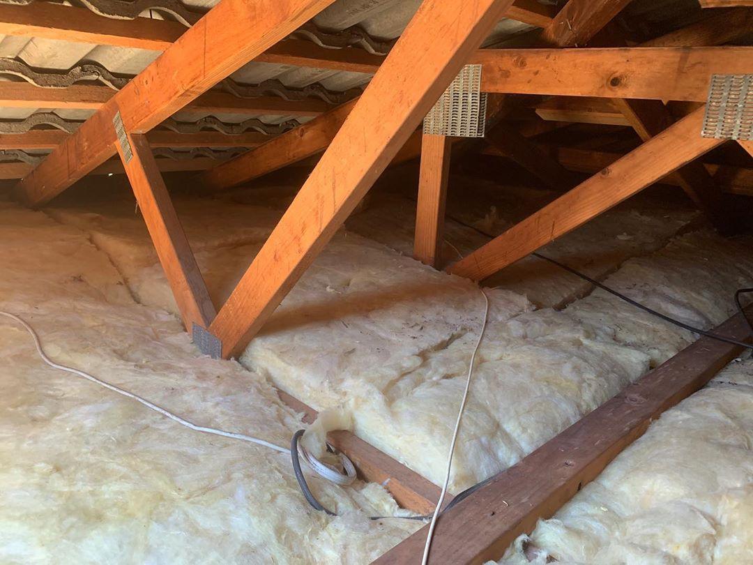 Private Ceiling Install  #newcastleinsulation #insulation #insulationcontractors #privatejob #csrbradford #csrbradfordbatts