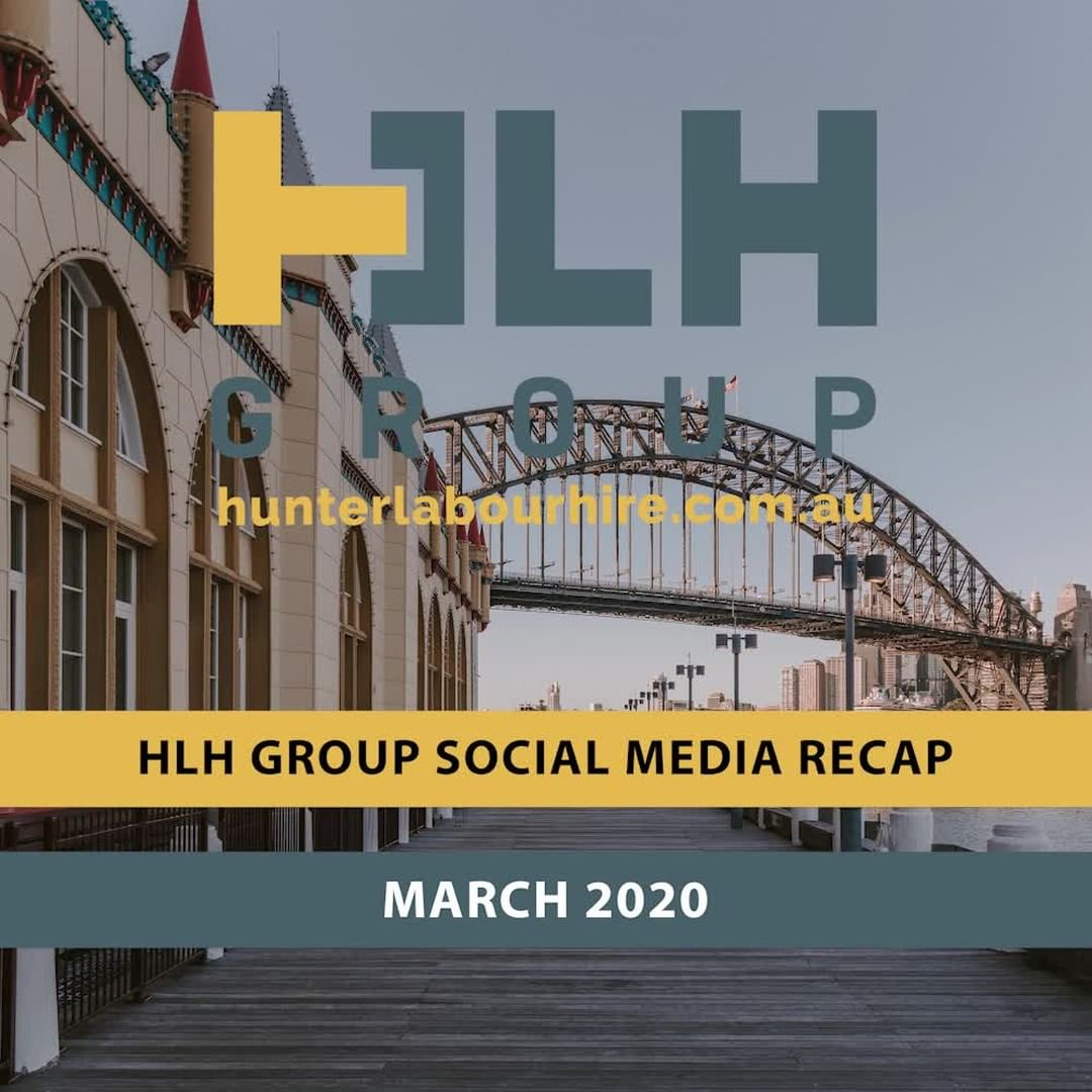 Have you been keeping up to date with our social media accounts?  If not you're in some luck, we have summarised the best highlights of March into 60 seconds ___ Contact Hunter Labour Hire Telephone: (02) 8985 2019 Email: info@hunterlabourhire.com.au